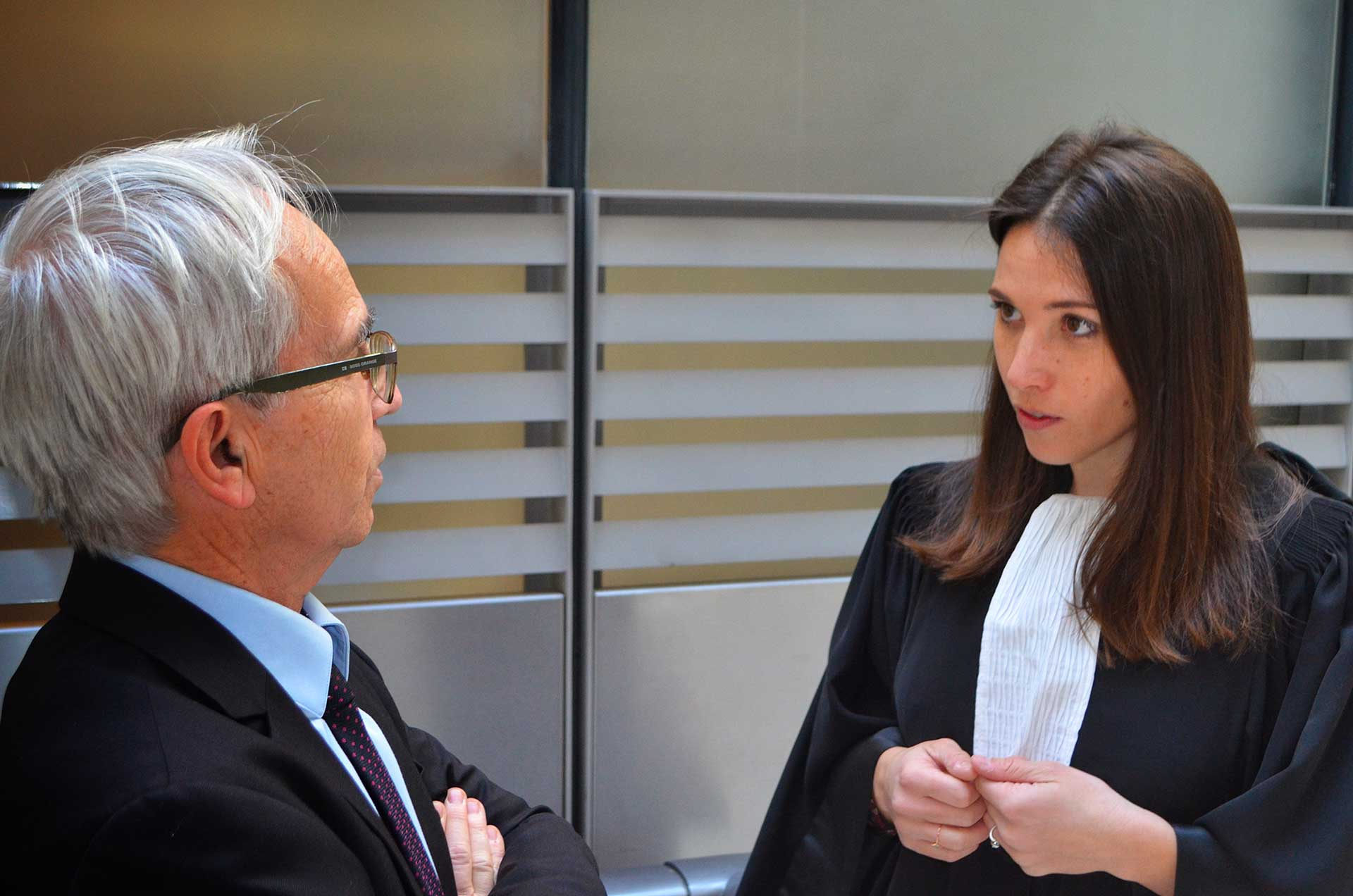Informations juridiques - Marion Mecatti Avocate